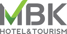 MBK Hotel and Tourism Logo