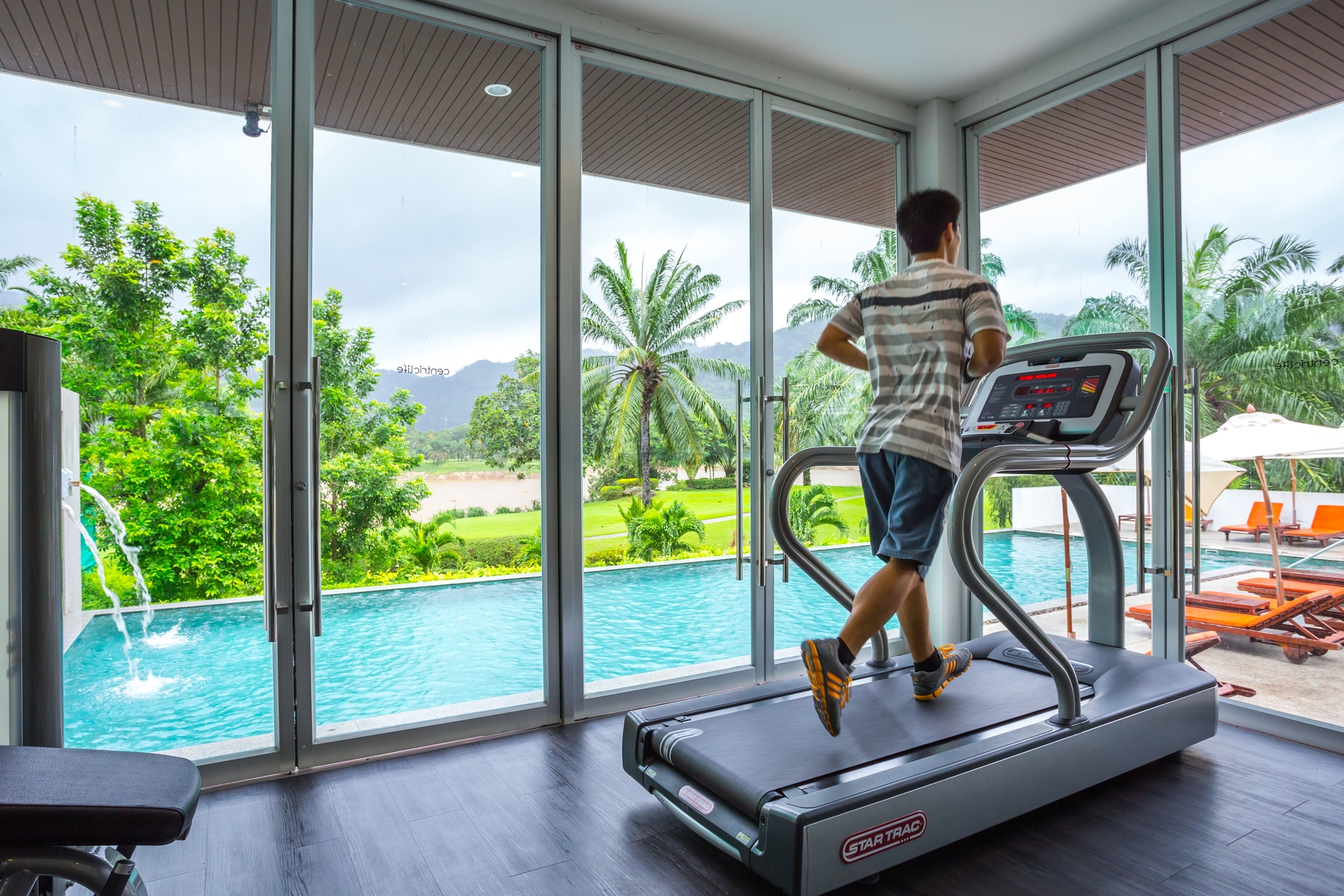 Tinidee Golf Resort@Phuket - Fitness