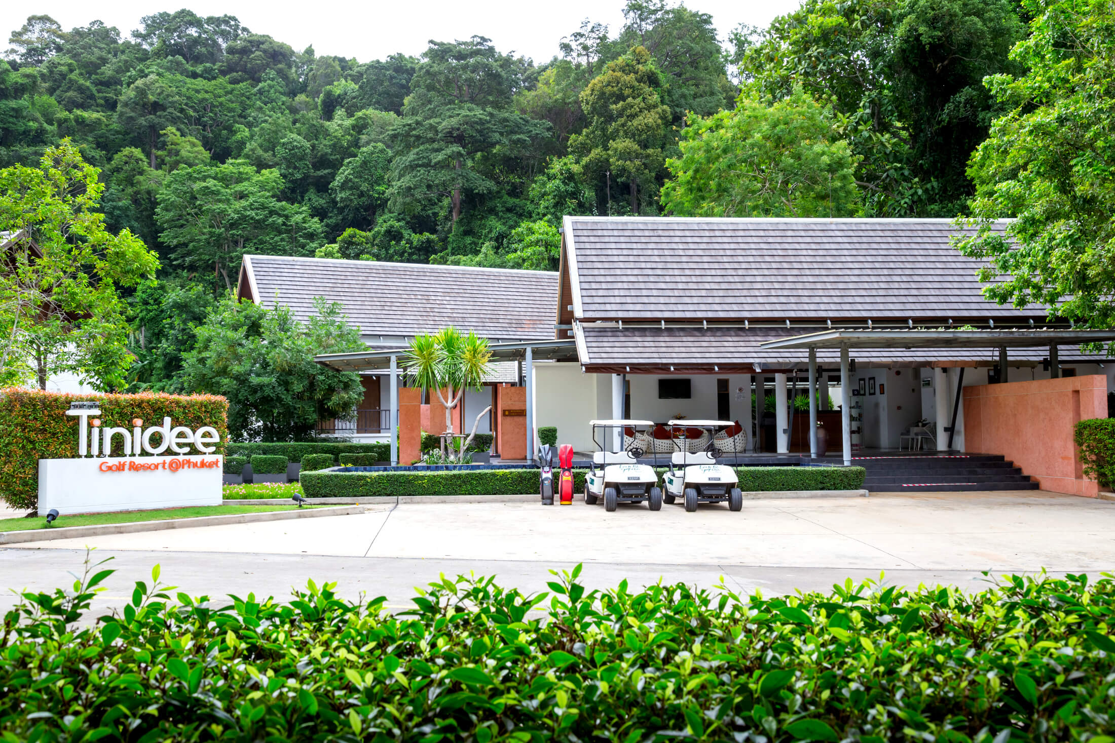 Tinidee Golf Resort@Phuket - Building