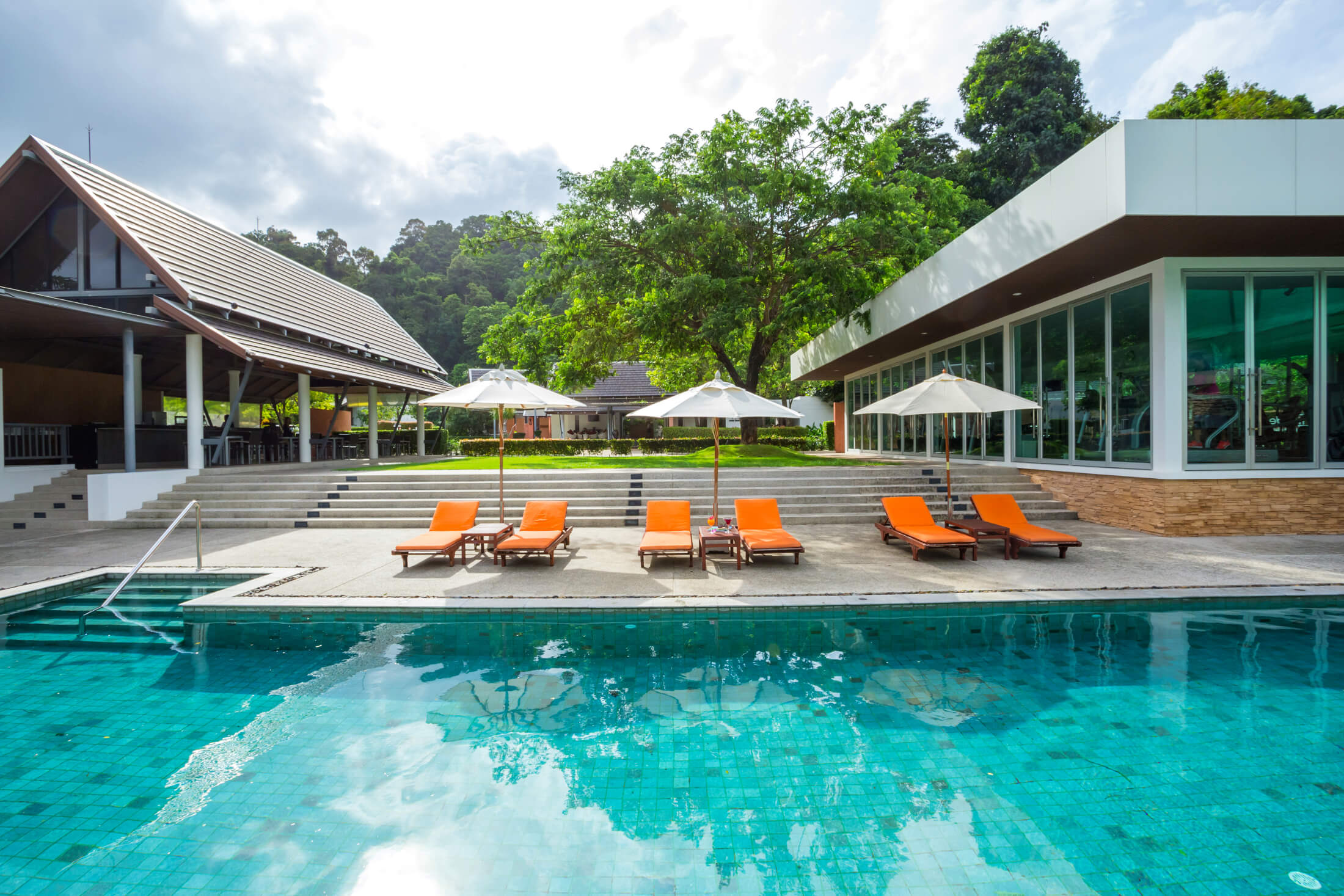 Tinidee Golf Resort@Phuket - Swimming pool