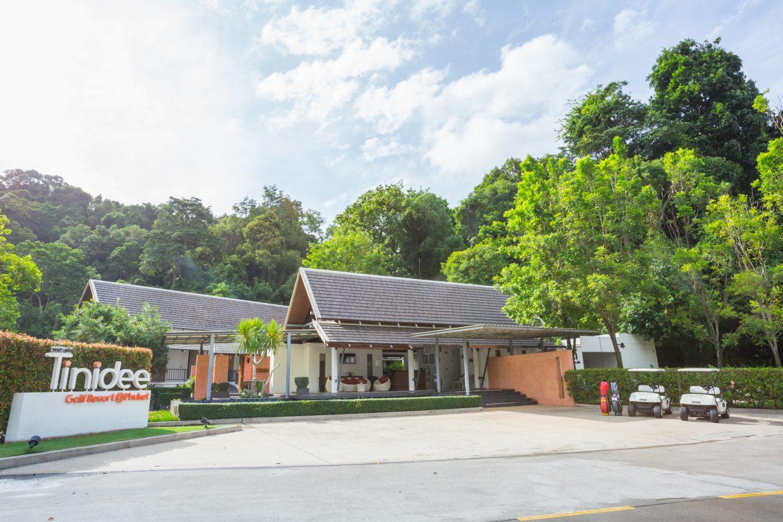 Tinidee Golf Resort@Phuket - Building