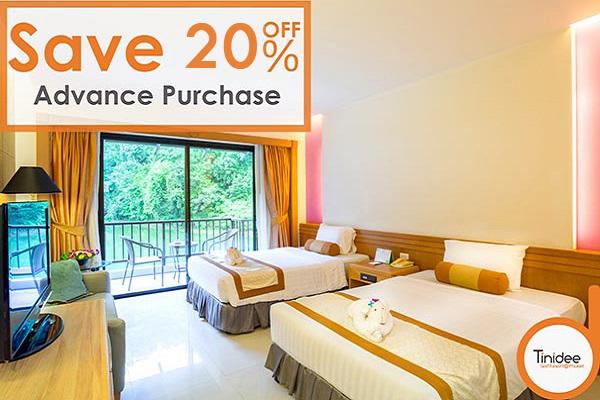 TNDP Advance Purchase 20%
